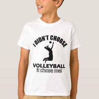 volleyball Designs T-Shirt