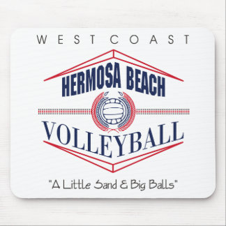 Volleyball Gift Mouse Mat