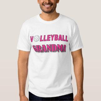 VOLLEYBALL GRANDMA.png Shirts