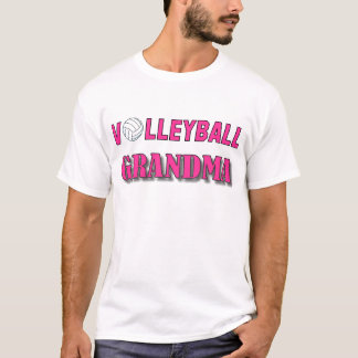 VOLLEYBALL GRANDMA.png T-Shirt