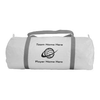 Volleyball Gym Bag Gym Duffel Bag