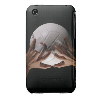 Volleyball Hands iPhone 3 Cover