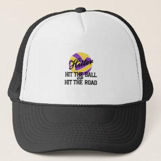 Volleyball Hitter Trucker Hat