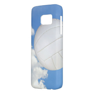 volleyball in sky