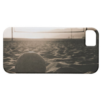 Volleyball in the Sand iPhone 5 Cases