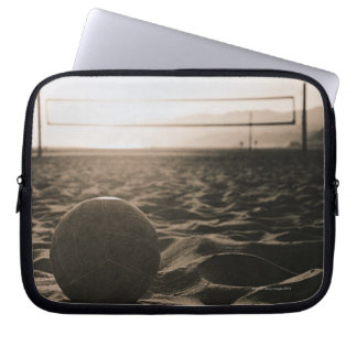 Volleyball in the Sand Laptop Sleeve