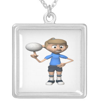 Volleyball Intimidation Necklaces