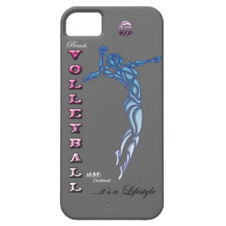 Volleyball, It's a Lifestyle Phone Case iPhone 5 Cases