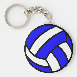 Volleyball Key Chain