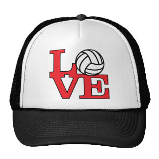 Volleyball Love Hat