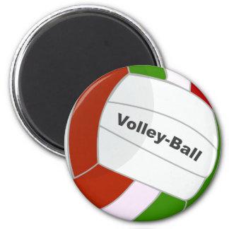 Volleyball Fridge Magnets