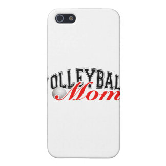 Volleyball Mom iPhone 5/5S Case