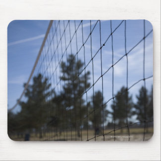 Volleyball net mouse mat