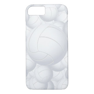 volleyball pile iPhone 7 case