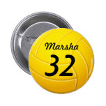 Volleyball Pins