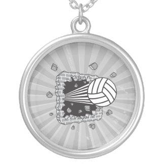 volleyball power pendant