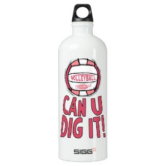 Volleyball Rocks Pink SIGG Traveller 1.0L Water Bottle