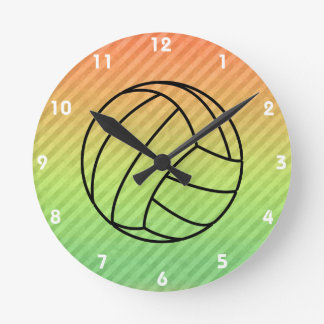 Volleyball; Round Clock