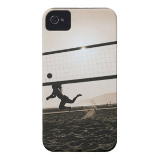 Volleyball Serve iPhone 4 Case-Mate Case