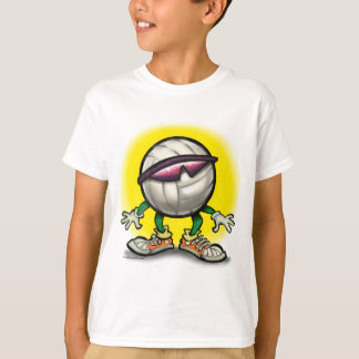 Volleyball Shades T-Shirt
