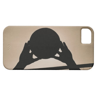 Volleyball Silhouette 2 iPhone 5 Cover