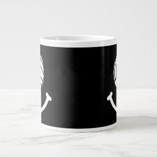 Volleyball Smile Large Coffee Mug