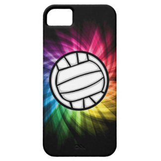 Volleyball; Spectrum iPhone 5 Covers