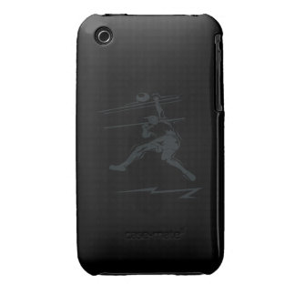 Volleyball Spike iPhone 3 Case-Mate Cases