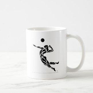 Volleyball Spike Mug