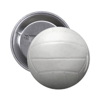 VOLLEYBALL SPORTS FUN BEACH SUMMER BALLS GRAPHICS 6 CM ROUND BADGE