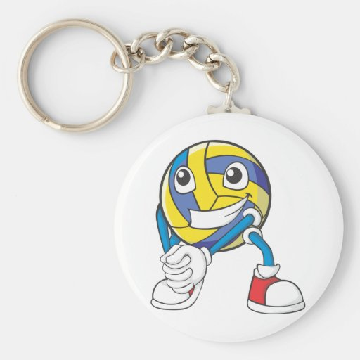Volleyball T Shirt : Cool Volleyball T Shirts Key Chain
