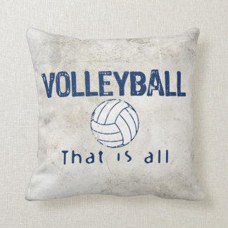 Volleyball, That Is All Cushion