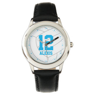Volleyball Themed Watch