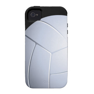 Volleyball Tough™ iPhone 4 Case