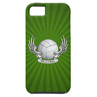 Volleyball Wings Case For The iPhone 5