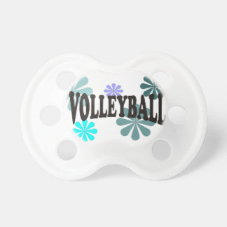 Volleyball with Blue Flowers Dummy