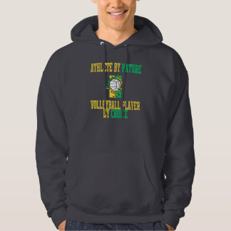 VolleyChick Athlete by Nature Hoodie