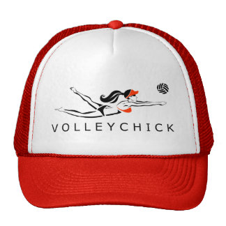 VolleyChick DiveChick 2010 Cap