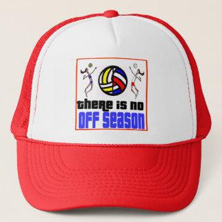 VolleyChick's No Off Season Trucker Hat