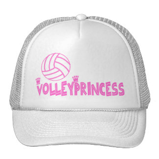 VolleyChick's Princess Cap