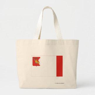 Vologda Oblast Flag Bags