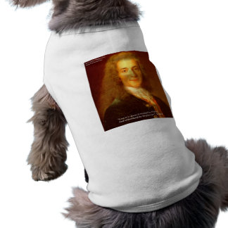 "Voltaire ""Love/Canvas"" Love Tees Cards Gifts Mugs Dog T Shirt"