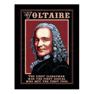 Voltaire -The First Post Cards