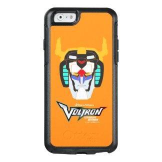 Voltron | Colored Voltron Head Graphic OtterBox iPhone 6/6s Case