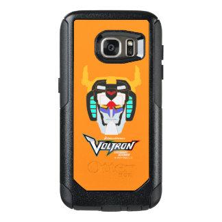 Voltron | Colored Voltron Head Graphic OtterBox Samsung Galaxy S7 Case