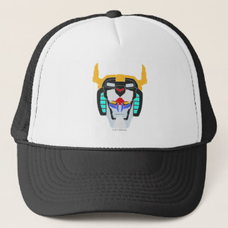 Voltron | Colored Voltron Head Graphic Trucker Hat