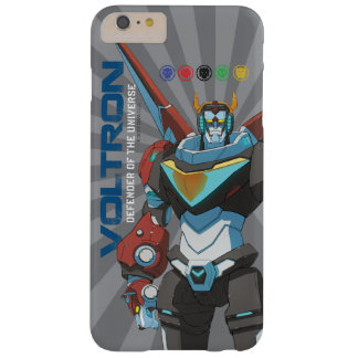 Voltron | Defender of the Universe Barely There iPhone 6 Plus Case
