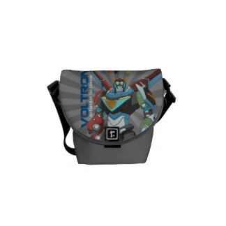 Voltron | Defender of the Universe Commuter Bag