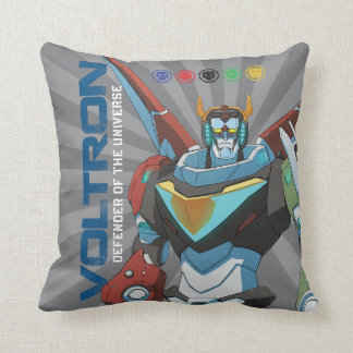 Voltron | Defender of the Universe Cushion