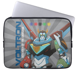 Voltron | Defender of the Universe Laptop Sleeve